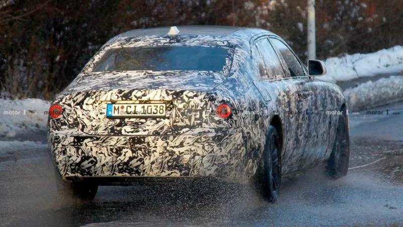 2020 - [Rolls-Royce] Ghost II 6da06810