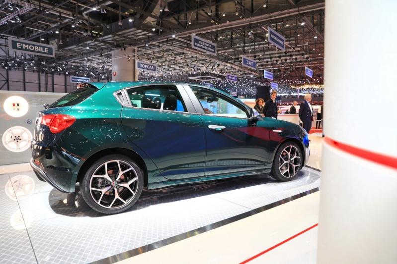 2016 - [Alfa Romeo] Giulietta restylée - Page 12 6db4de10