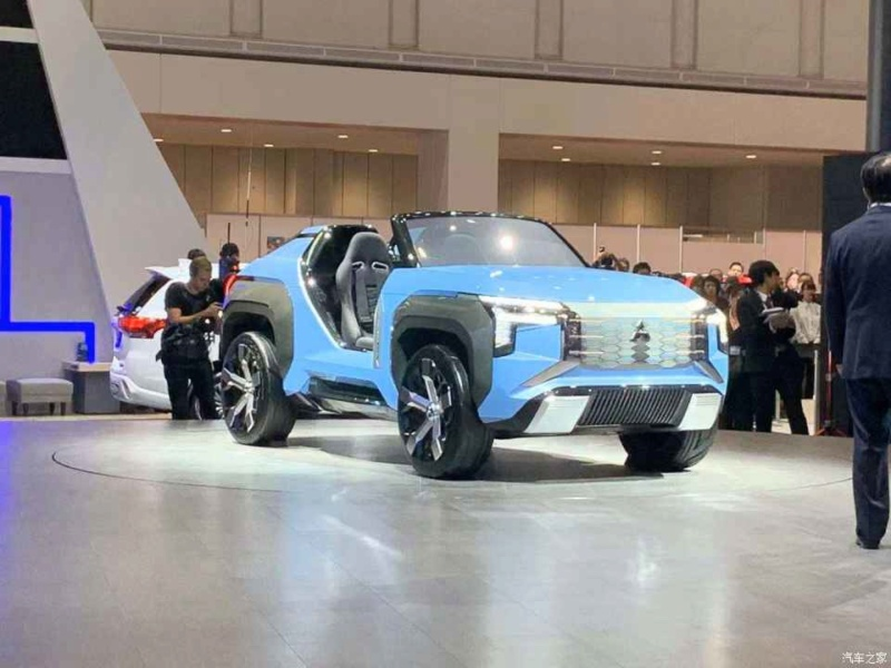 2019 - [Mitsubishi] MI-Tech PHEV Concept 6db82010