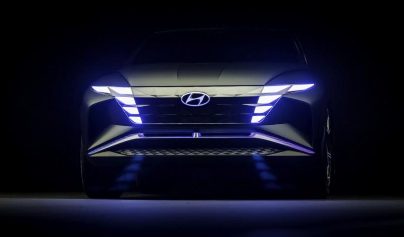 2019 - [Hyundai] Tucson Concept  6de3cd10
