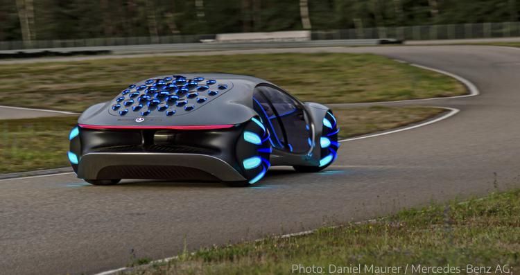 2020 - [Mercedes] Vision Avtr concept 6def2410