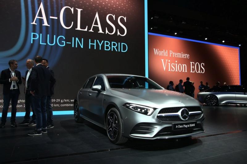 2018 - [Mercedes] Classe A (W177) - Page 34 6e033d10