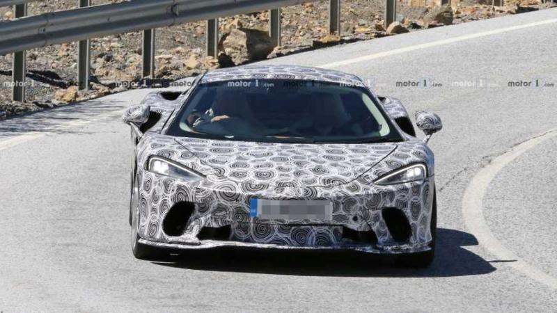2019 - [McLaren] GT - Page 2 6e0aad10