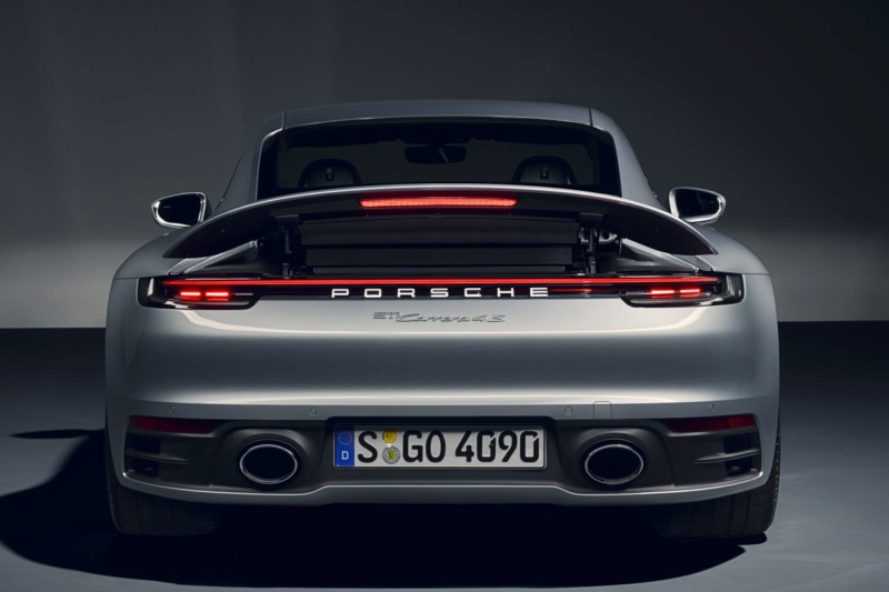 Porsche 911 (992) 2019 14
