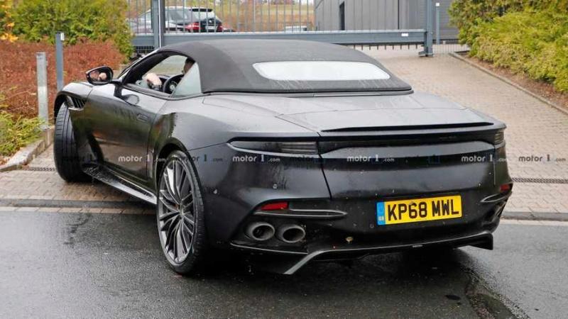 2019 - [Aston Martin] DBS Superleggera - Page 2 6e3d4b10