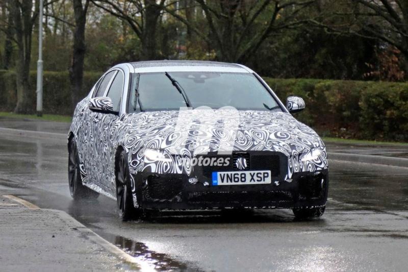 2019 - [Jaguar] XE restylée  6e3f7110