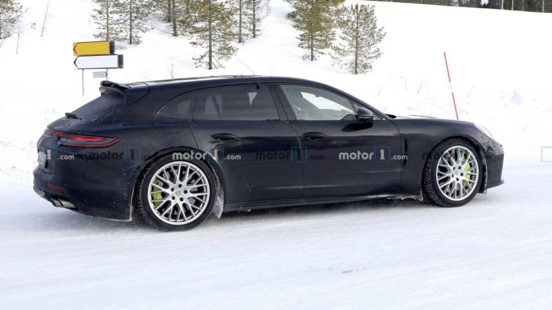 2020 - [Porsche] Panamera II restylée  6e5a4c10