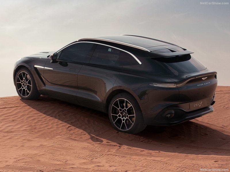 2019 - [Aston Martin] DBX - Page 9 6ea2f410