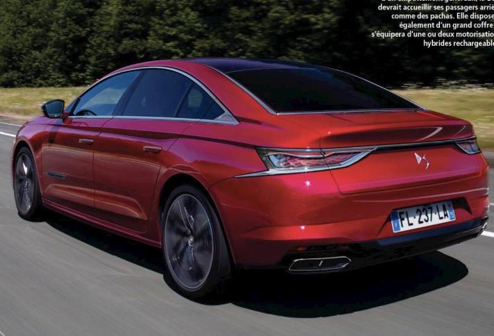 2020 DS Automobiles DS 9 (X83) 18