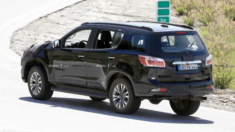 2012 - [Chevrolet] Trailblazer  6ec5fe10