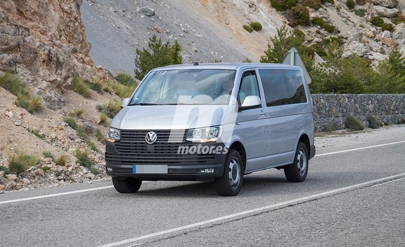 2020 - [Volkswagen] Transporter T6 restylé 6ed83f10
