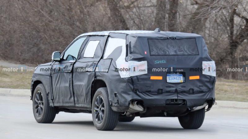 2021 - [Jeep] Grand Cherokee  6f2bd710