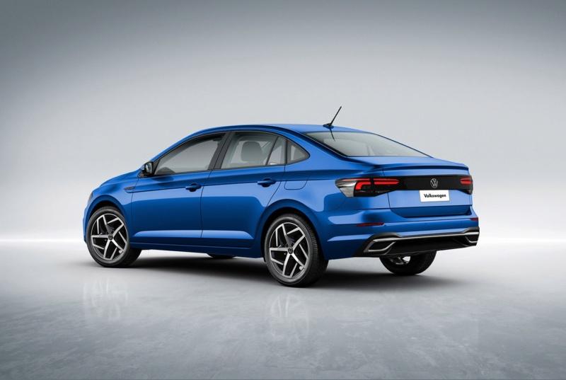 2021 - [Volkswagen] Polo VI Restylée  6f2cb610
