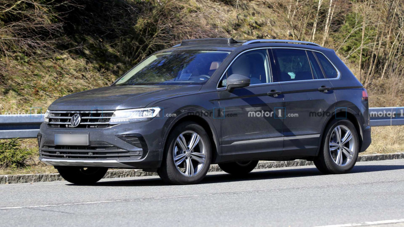 2020 - [Volkswagen] Tiguan II restylé  - Page 2 6f52be10