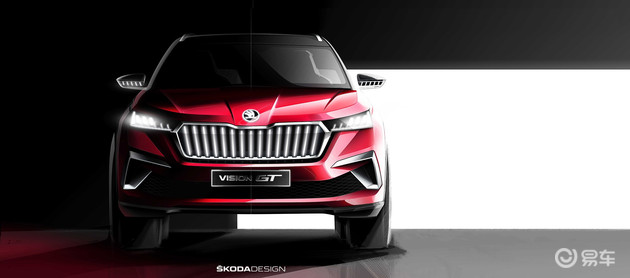 2019 - [Skoda] Vision GT Concept  6f75ab10