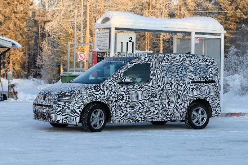 2020 - [Volkswagen] Caddy V 6faa0310