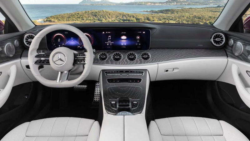 2020 - [Mercedes-Benz] Classe E restylée  - Page 7 6fafb210