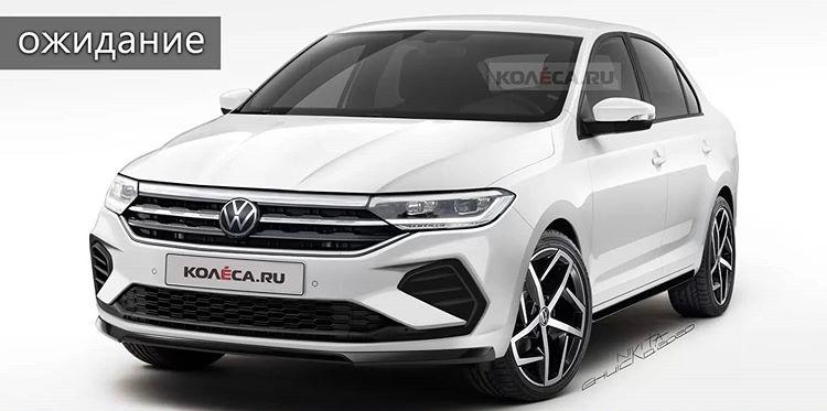 2021 - [Volkswagen] Polo VI Restylée  6fd6cb10