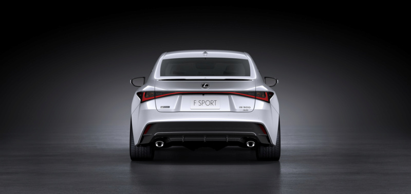 Lexus IS (2020) 62