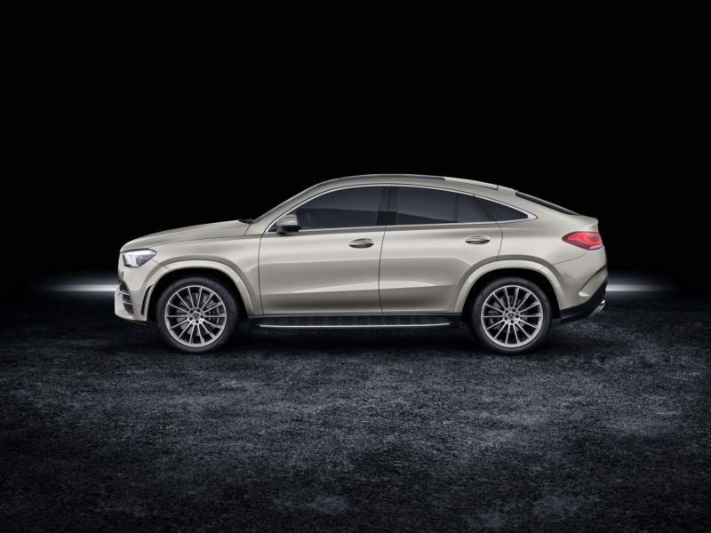 2019 - [Mercedes-Benz] GLE Coupé  - Page 3 70003810