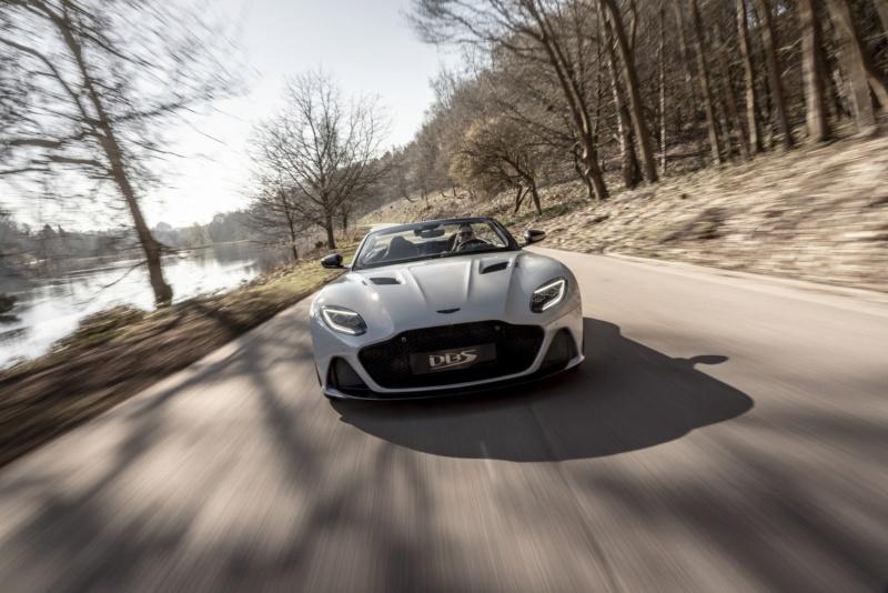 2019 - [Aston Martin] DBS Superleggera - Page 3 7004ba10