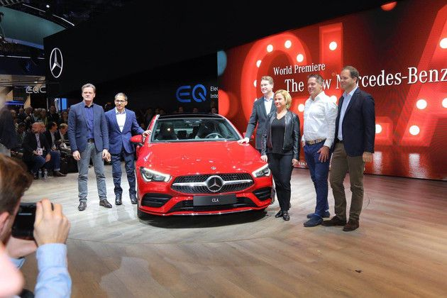 2019 - [Mercedes-Benz] CLA II - Page 5 700dbb10
