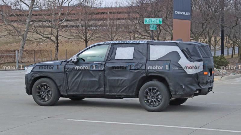 2021 - [Jeep] Grand Cherokee  70112410