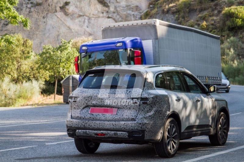 2020 - [Renault] Koleos restylé 7014ee10