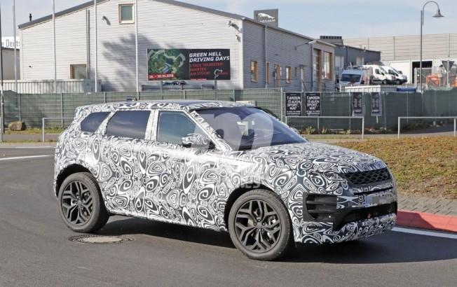 2018 - [Land Rover] Range Rover Evoque II - Page 2 7021e510