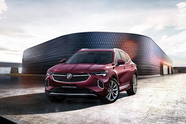 2020 - [Buick] Envision - Page 2 7037a710