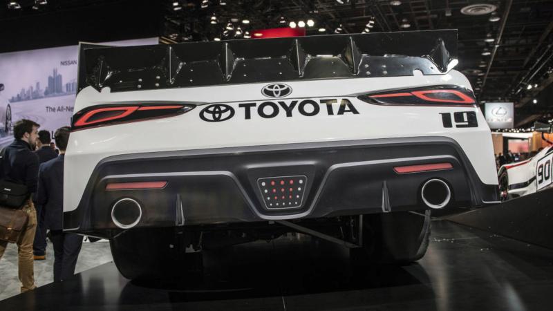2018 - [Toyota] Racing concept 704e9710