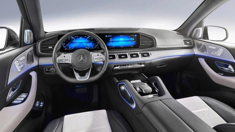 2018 - [Mercedes] GLE II ( ML IV ) - Page 8 705eaf10