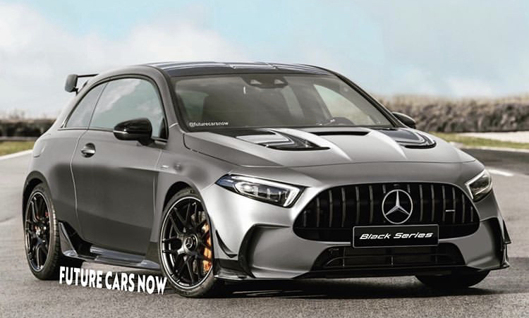 2018 - [Mercedes] Classe A (W177) - Page 35 706a8410