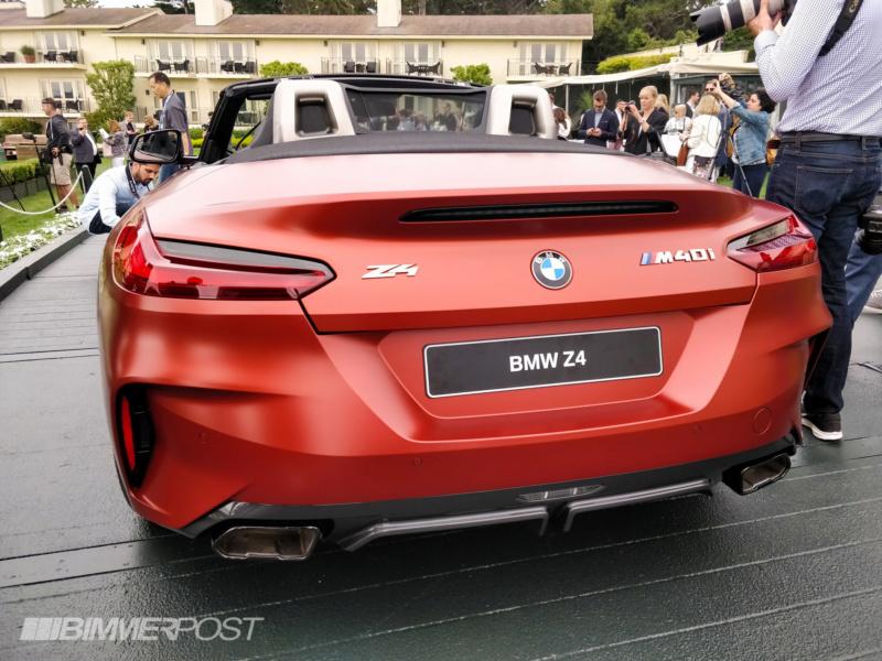 2018 - [BMW] Z4 (G29) - Page 11 706b2810