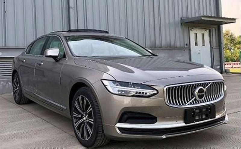 2015 - [Volvo] S90 - Page 15 70755010