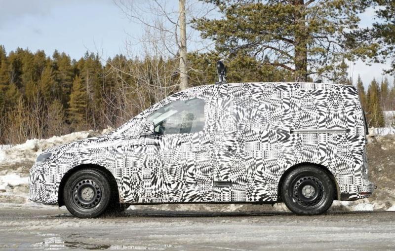 2020 - [Volkswagen] Caddy V 707b4310