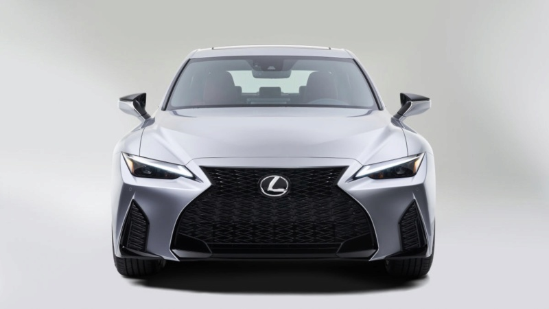 Lexus IS (2020) 31