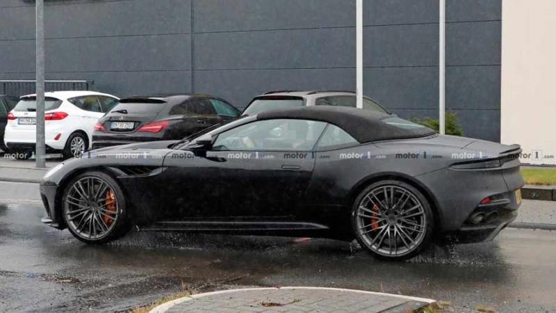 2019 - [Aston Martin] DBS Superleggera - Page 2 7084b710