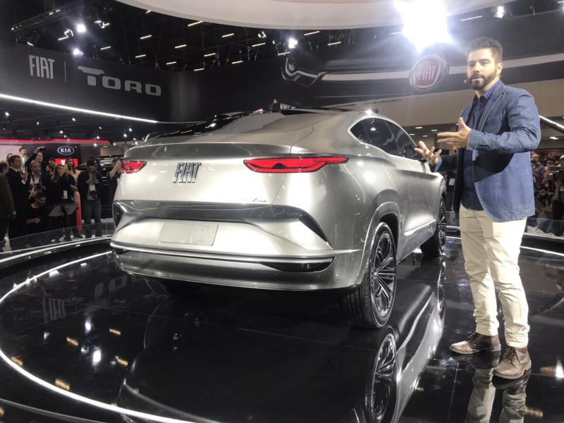 2018 - [Fiat] Fastback Concept (Sao Paulo) 70a1b710