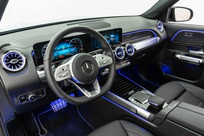 2018 - [Mercedes-Benz] GLB - Page 8 70f35e10