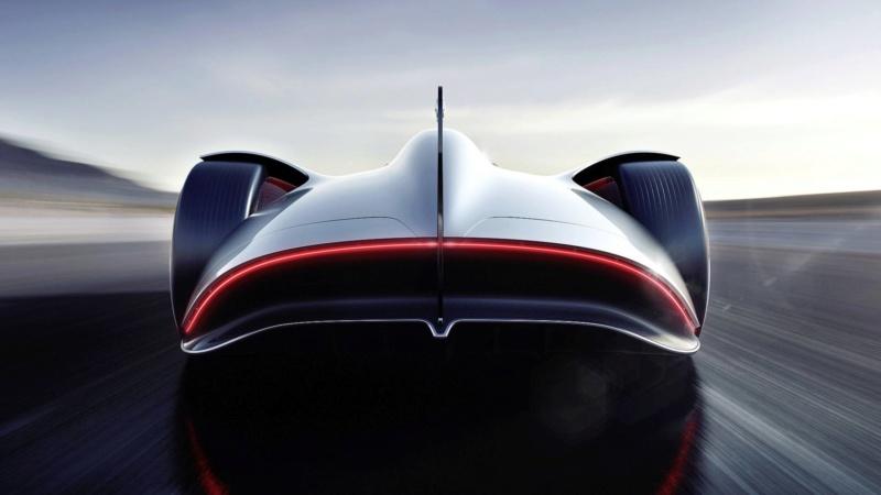 2018 - [Mercedes] EQ Silver Arrow Concept (Pebble Beach) 710be910