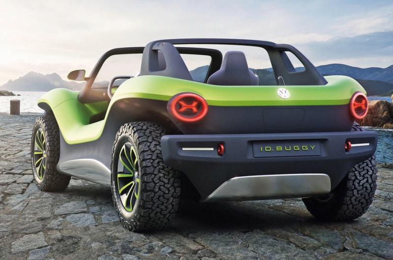 2019 - [Volkswagen] ID Buggy 71259710