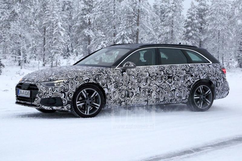 2018 - [Audi] A4 restylée  - Page 3 71267310