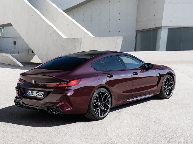 2019 - [BMW] Série 8 Gran Coupé [G16] - Page 6 71414110