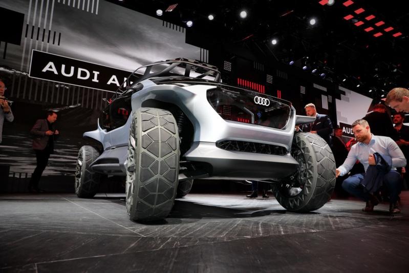 2019 - [Audi] AI:me E-Tron / AI:Trail Quattro - Page 2 714eca10