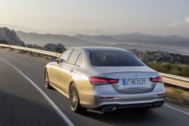 2020 - [Mercedes-Benz] Classe E restylée  - Page 5 716abe10