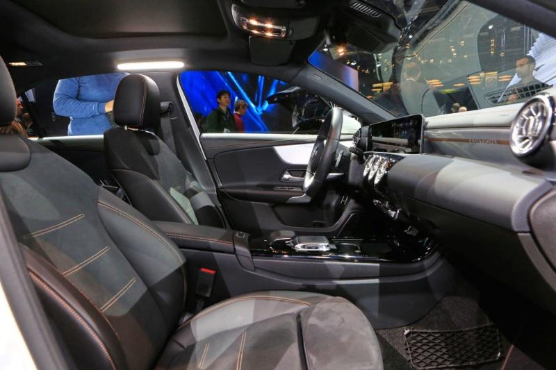 2018 - [Mercedes-Benz] Classe A Sedan - Page 6 71c76310