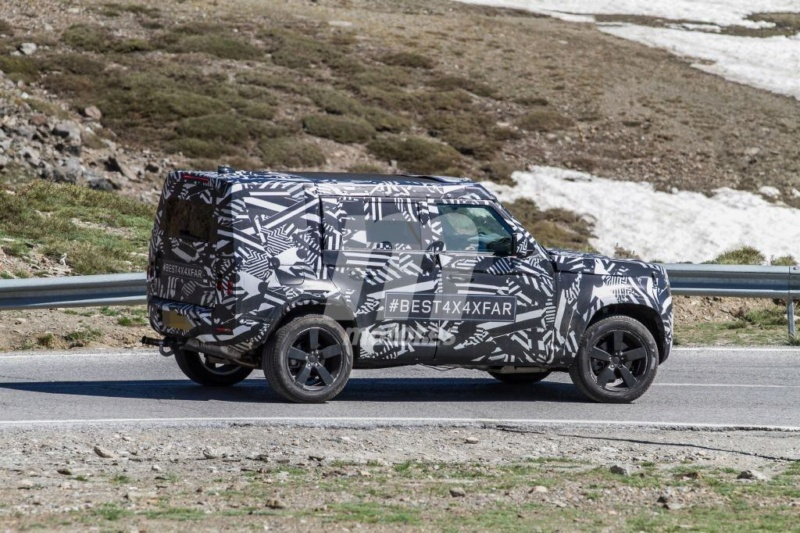 2018 - [Land Rover] Defender [L663] - Page 6 71ce2110