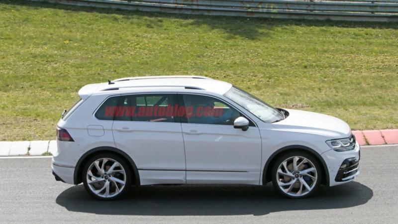 2020 - [Volkswagen] Tiguan II restylé  - Page 2 71f57010