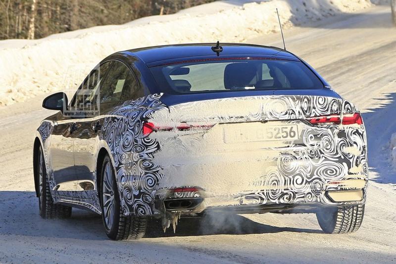 2020 - [Audi] A5 Coupé/Cab/SB restylée 72062a10